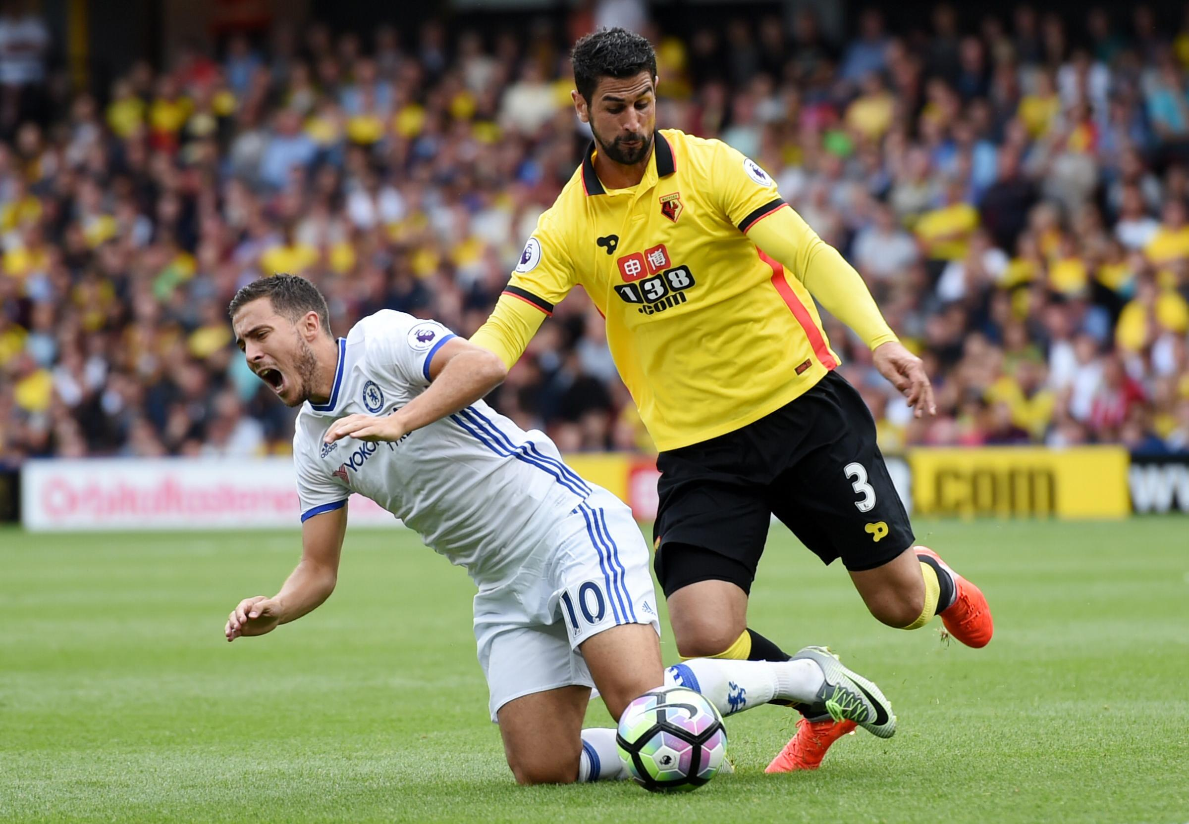 Chelsea come from behind to beat Watford