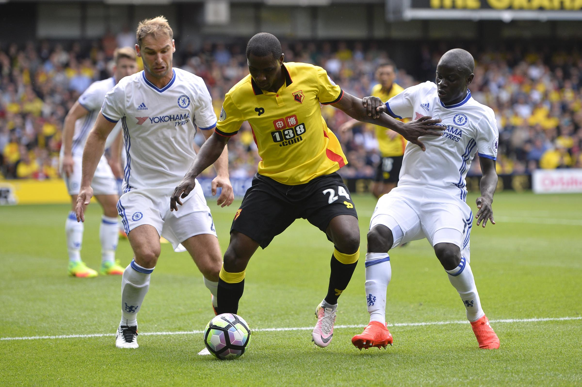 Chelsea player ratings following tight Watford victory