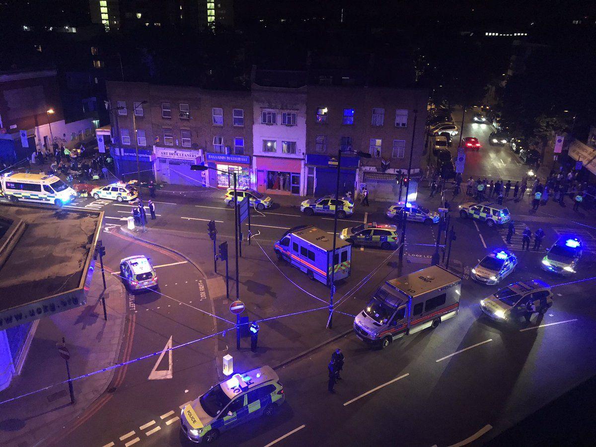 Finsbury Park attack victim named